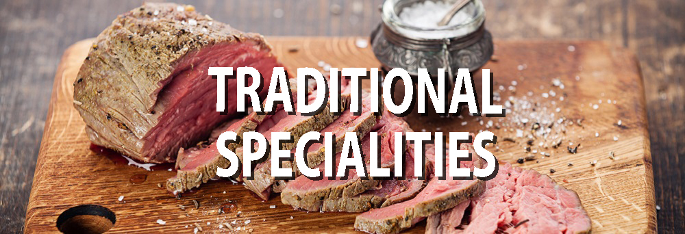 Derek Kelly Beef - Traditional Specialities